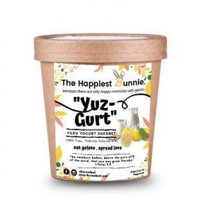 Yuzu Yogurt Sherbet
